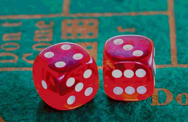 craps online casino game